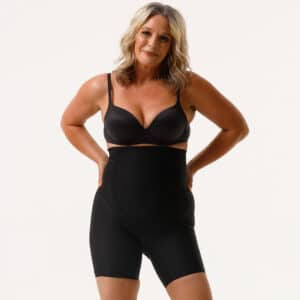 Shapewear Shorts For Petite Body - Black at Figur by Jules