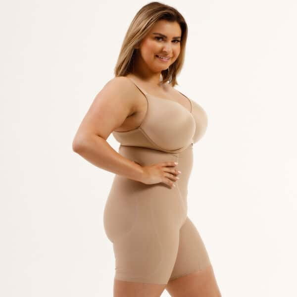 Shapewear Shorts for Petite Body Nude at Figur by Jules